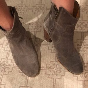93676af2c8a Isabel Marant Shoes | Wow Pierce Wedge Bootie | Poshmark